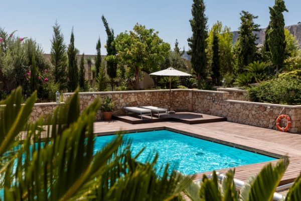 Caring For Your Concrete Pool